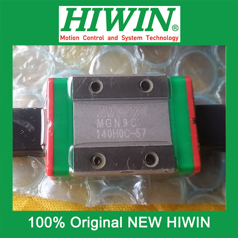 1pcs HIWIN MGN9 MGN9C MG9 New original linear guide block Original HIWIN Linear Guide CNC Parts Stock Good<br><br>Aliexpress