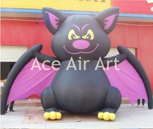 Giant Inflatable Halloween item Bat / Inflatable Vampire for decoration