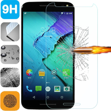 Explosion Proof Real Premium Tempered Glass For Motorola For MOTO G G2 G3 G4 Plus Play X Play X Style Z E X2 X3 Screen Protector(China)