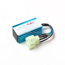 GY6 High performance AC fired CDI for Scooter Moped 50cc-150cc CDI Box 6 pin Racing CDI 139QMB 152QMI Motorcycle Scooter ATV(China)