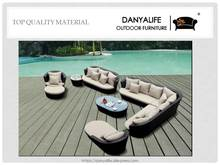 DYSF-D9B01 Danyalife Poly Synthesis Rattan All Weather Outdoor Furniture(China)