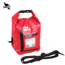 2L/5L Outdoor Waterproof First Aid Bag Emergency Medical Kits Travel Camping Hiking Survival Dry Bag Drugs Storage Case(China)
