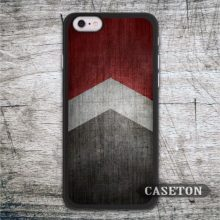 Vintage Red Arrow with Wood font b Case b font For font b iPhone b font