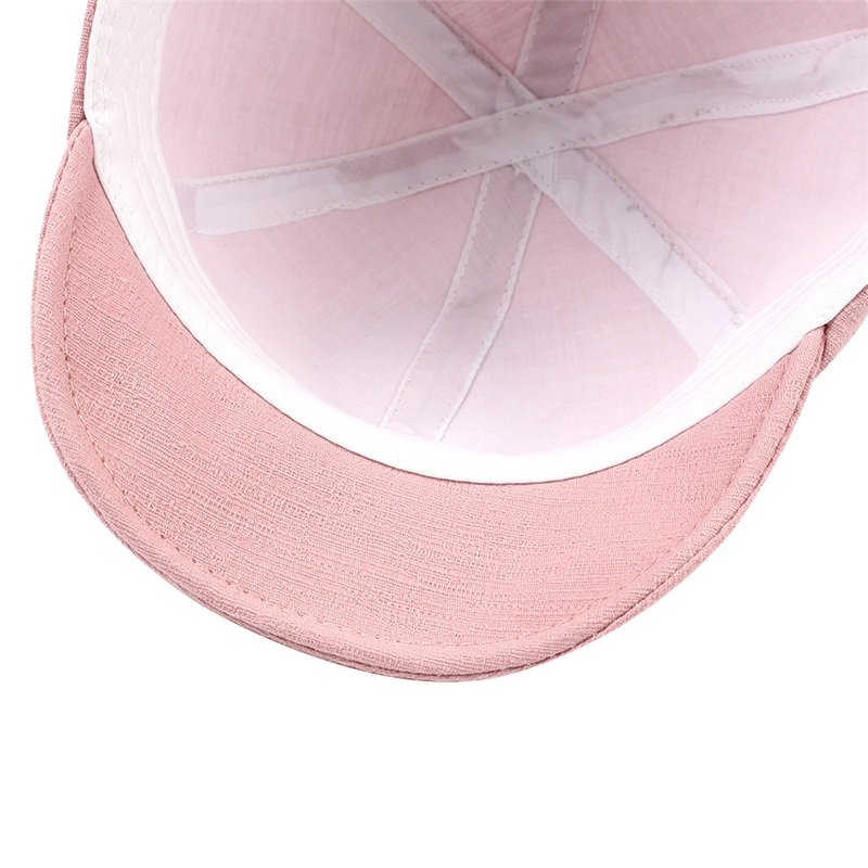 Casual Cotton Baby Caps Infant Toddler Baby Baseball Caps Fashion Boys Sun Caps Cute Girls Hat Autumn 6-24M Baby Boys Clothing (4)