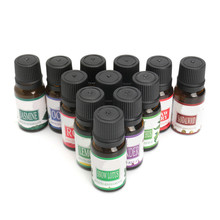 SPA Plant Essential Oils With Aromatic 12 Bottles Aromatherapy Essential Oil Household Aaily Supplies Cured Flavor Home Air Care(China)