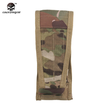 Emersongear CP Style Flap Single Magazine Pouch air mag Military Army Utility Tactical Accessories EM6364 Multicam mc AOR