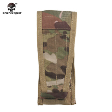 Emersongear CP Style Flap Single Magazine Pouch air mag Military Army Utility Tactical Accessories EM6364 Multicam mc AOR(China)
