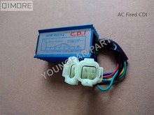 High performance racing AC fired CDI unit (no rev limit) for Scooter GY6 50 GY6 125 GY6 150 139QMB 152QMI 157QMJ