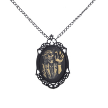 Sell like hot cakes jewelry wholesale Suit the skull pendant necklace Ebay speed sell tong long money supply
