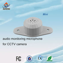 SIZHENG COTT-C5 Mini CCTV sound monitor audio microphone wall listening devices for security camera