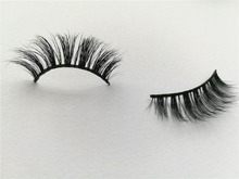New arrival Fashionable style thick and full Mink eyelashes prevailing in market private label Mink strip lashes AH21(China)