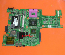 FREE SHIPPING 0G849F  for DELL inspiron 1545  I1545 Motherboard pm45 with 2 video chips non-integrated graphics card 100% TESTED