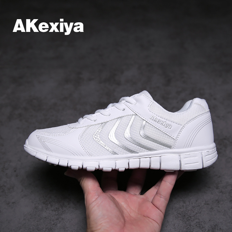 Akexiya Brands Fashion 2017 New Air mesh Spring/Autumn Men  shoes casual Brands Zapatos hombres Height Increasing <br><br>Aliexpress