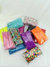 Printable ice popsicle sleeve ice lolly bag