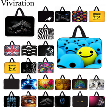 """Tablet 10.1 12 13.3 Chromebook Neoprene Briefcase Notebook Laptop Portable Bags Cases Macbook Chuwi Huawei 15.6 14 15 17"""" PC"""