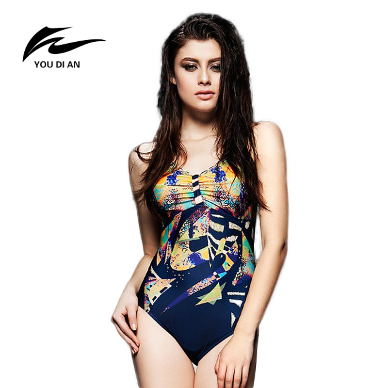 High Quality 2017 Women Swimwear Sexy One Piece Push Up Swimsuit Beach Bathing Suits Swimsuit Women Summer Dress Bathing Suits<br>