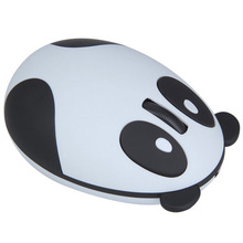 Cute 2.4GHz Wireless Optical Panda Computer Mouse Gifts Fit for Windows/2000/2003/XP/Vista/Win7/Linux/Android/Mac  XXM