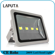 1pcs Led Lamp Street Light 100W 150W 200W 300W 400W Waterproof IP65 Led Spotlight Garage Light for Square Garden