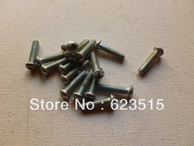 20mmx5mm Screws for GY125 CG125 and other brand Chinese motorcycle ATVs(China)
