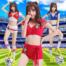 Brand New Women Fantasy Football Costume Sport Costume Cheerlead Costume