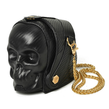 Designer handbags high quality leather bags women shoulder bag ladies hand bags fashion Gothic Skull Punk Rock clutch bag