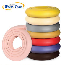 Baby Safety Soft Corner Protector Baby Desk Table Protective Strip For Kids Children Security Cushion Anti-crash Protector