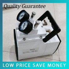 NEW Hot sale lab low price LH-85 Oilless diaphragm vacuum pump unit(China)