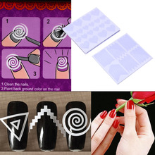 24pcs/pack Nail Art Stickers Christmas Salon Beauty Nail Fingernail Makeup Decals Manicure Polish Sticker Transfer Decorations