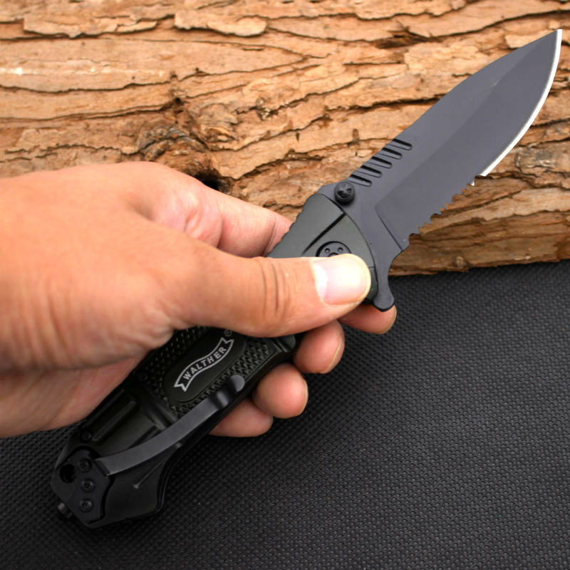 The smallest knife in the walther tactical series