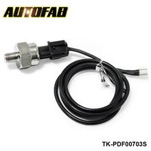 AUTOFAB - JDM DF Link Racer Advance Replacement Oil Fuel Pressure Sensor For Honda Civic EG JDM 92-95 AF-PDF00703S(China)