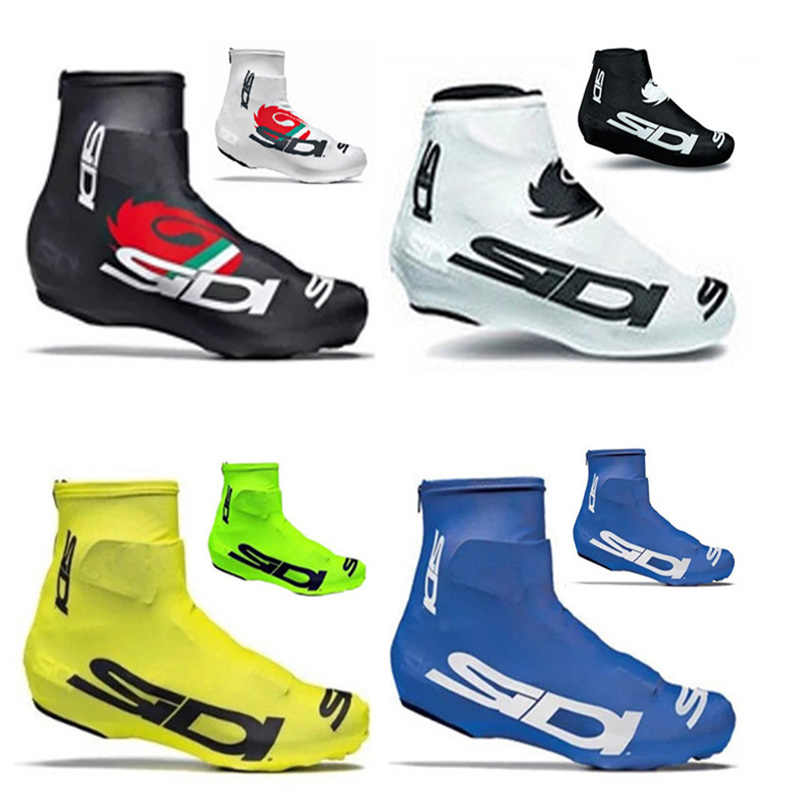 屋外スポーツ靴カバー熱 MTB マウンテンバイク防水防風オーバー
