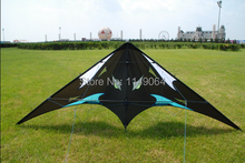 free shipping high quality 1.8m Sea monster dual line stunt kites with handle line power kites sale weifang kites toys hcskites(China)