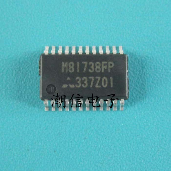 Free shipping    new%100     M81738FP   SSOP-24<br>