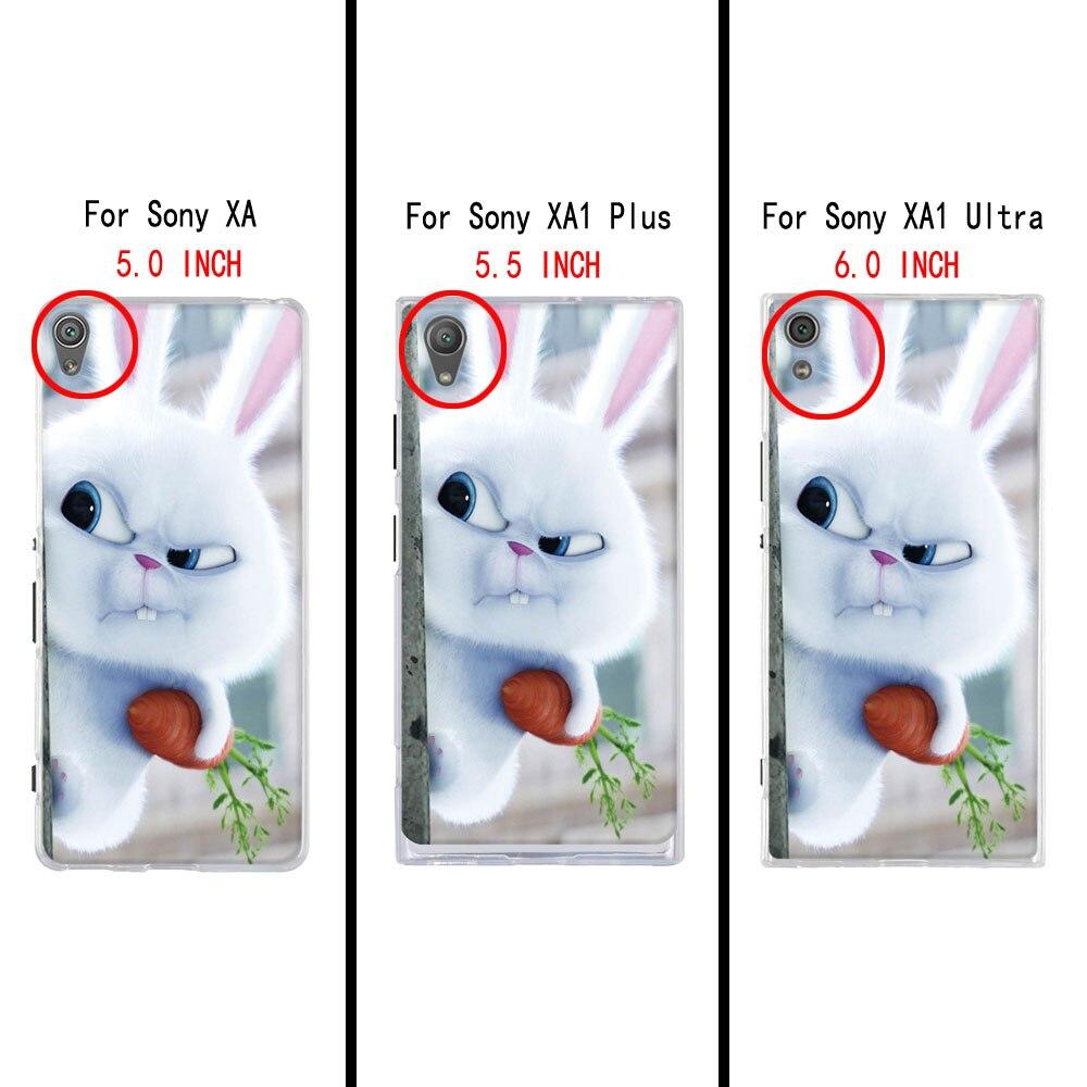 Sony XA XA1 Plus Ultra Case Cover