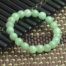 Burma natural stone 10MM beads bracelet Lovers bracelet jewelry gifts(China)
