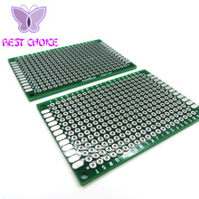 5PCS Double side Prototype PCB Tinned Universal board 4x6 4*6cm