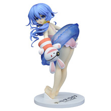 19CM Date A Live Yoshino Swim Wear 1/7 Scale Sexy PVC Action Figure Collection Model Toy