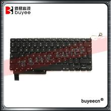 "New A1286 Hungarian HU Version Keyboard For Macbook Pro 15"" Hungary Laptop Layout Keyboards 2009 2010 2011 2012 Replacement"