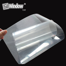 "Transparent 4 Mil Safety Window Film 20"" x 20' feet Roll Home, Office Glass(China)"