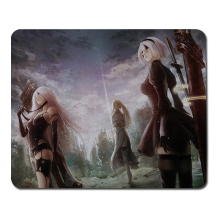 steelseries mouse pad sexy NieR:Automata anime mat  large mouse pad computer Notebook Gaming keyboard mouse mat
