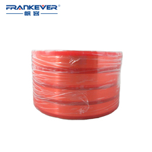 Super Slim OFC /CU Flat Adhesive Speaker Wire Cable New Style Hiding Cables 7.5M /Spool 4 Conductor(China)