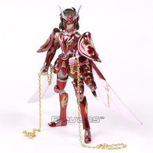 MAYA Saint Seiya God Saint Andromeda Shun Metal Armor Myth Cloth Toy Action Figure Collectible 18cm