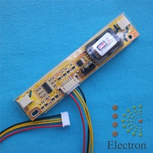 "Universal 2 Lamp Backlight  Laptop LCD CCFL Inverter Board 125*25mm For 10-19"" Screen 10V-20V"