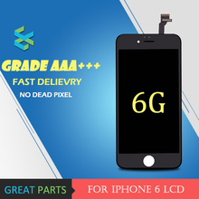 10PCS For shenchao Grade AAA Top Quanlity Ecran For iPhone 6 LCD Pantalla Screen Display With Digitizer Replacement Assembly