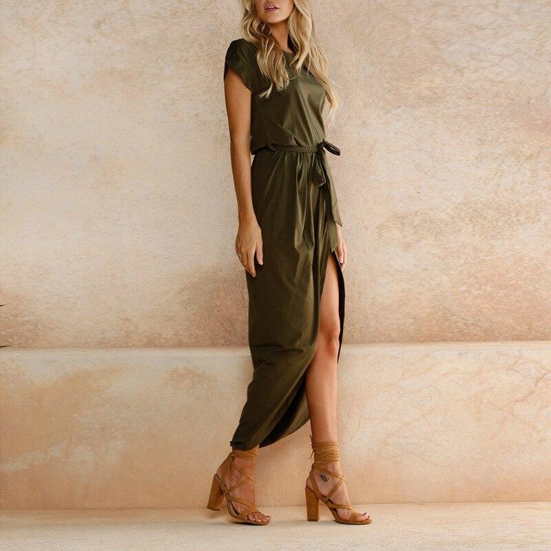 maxi dress maat 116