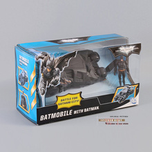 The Dark Knight BATMAN BATMOBILE Tumbler BLACK CAR Vehecle Toys Action Figure Collection Model Toy