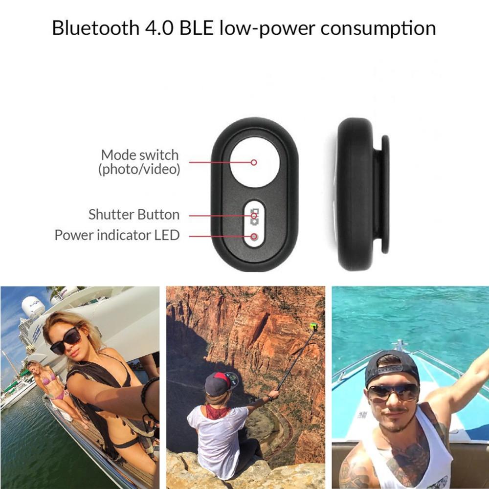 Selfie Stick & Bluetooth Remote (5)