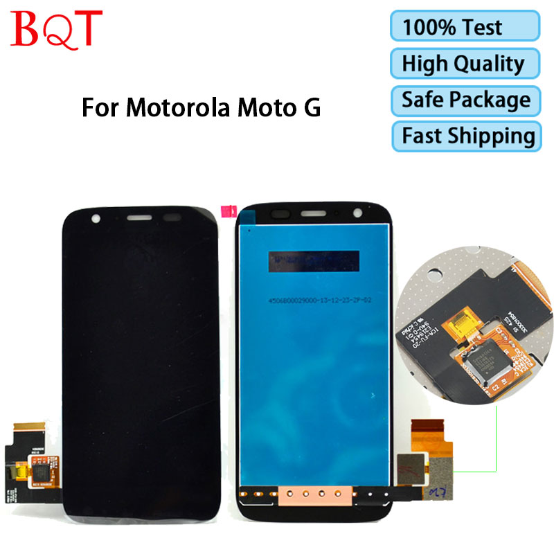 Original LCD screen For Motorola Moto G XT1032 XT1033 lcd display With Touch Screen Digitizer Assembly<br><br>Aliexpress