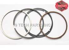GS125 GN125 GZ125 DR125 SP125 157FMI Engine Piston ring OEM No. #12140-01410 57mm STD +0.25 +0.50mm