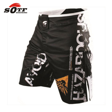 SOTF 2015 new mens mma boxing fight shorts pantalones mma kick boxing shorts mma shorts muay thai high quality Free shopping